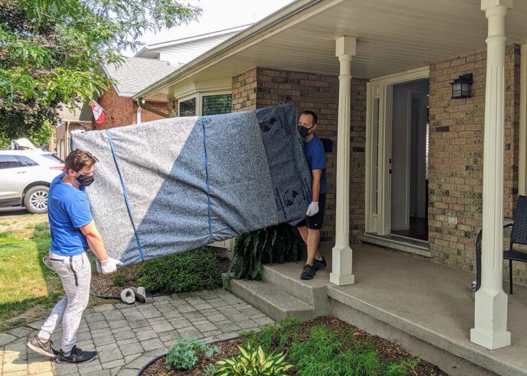 Niagara Falls Moving Services Carry