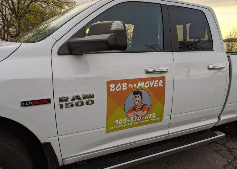 Niagara Movers Truck
